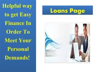 Quick Cash Loans Smartest Funding Solution For Salaried Class People  Quick cash loans are a smartest funding solution that salaried persons can consider opting for at times of exigency. These loans offer quick money till your next month paycheck, so that you can carry off urgent fiscal dues on time. https://www.loanspage.com.au