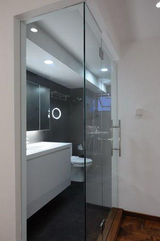 Toilet Hdb Maisonette Singapore Public Housing Atelier