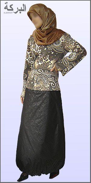 Исламская мода