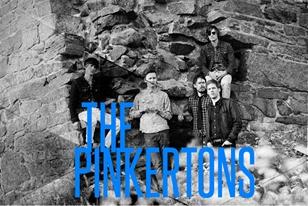 The Pinkertons blir med oss på Total!