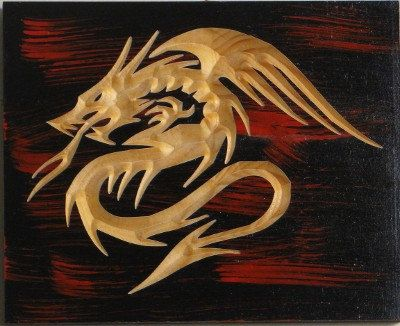 Wood Carving Patterns Dragons - WoodWorking Projects & Plans