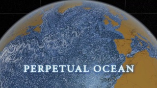 Perpetual Ocean is a visualization of some of the world's surface ocean currents.