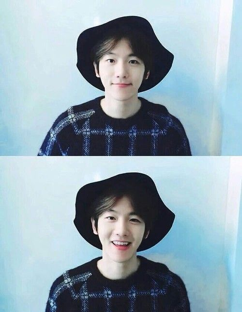 Just think this guy is an effortless adorable human being kpop ever had :3