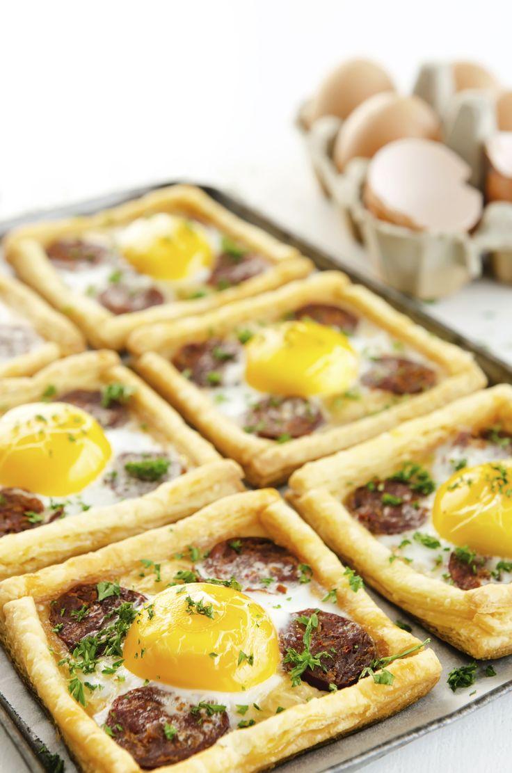 Huevos con chotizo sl horno