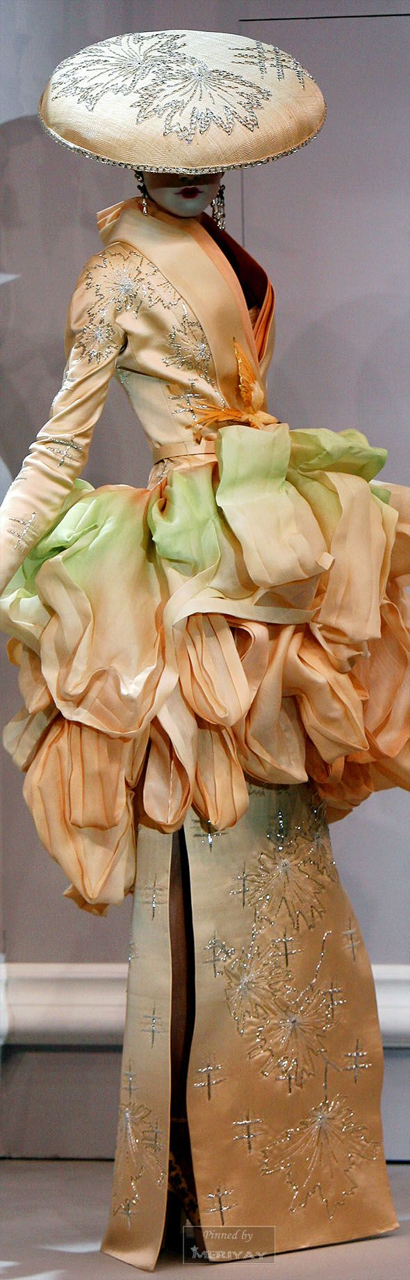 John Galliano For Christian Dior Spring/Summer 2007