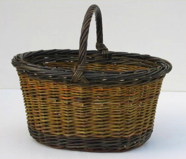 Simple Basket Weaving Willow : Best basketry fiber arts images on
