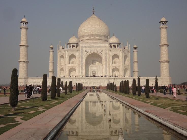 Taj Mahal Agra - India 2012