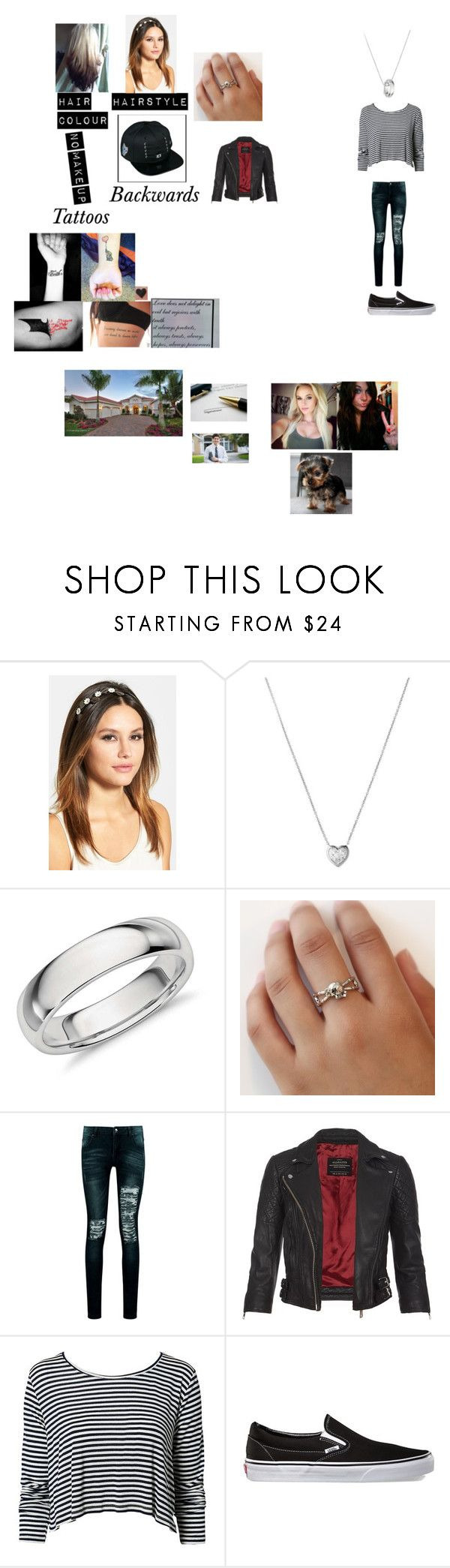 """""""Brianna~ Find The Perfect House In Orlando, Signing The Agreement (June 2015)"""" by wwetnagirl ❤ liked on Polyvore featuring L. Erickson, Links of London, Boohoo, AllSaints, NLY Trend, Vans and WWE"""