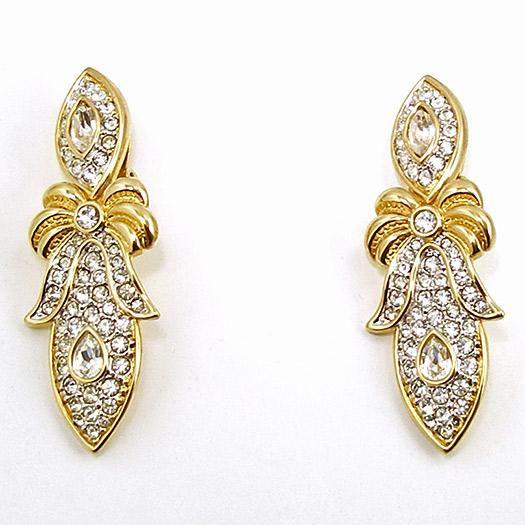 Crystal Vintage Earrings 53