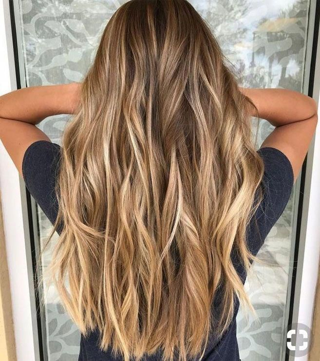 49 Beautiful light brown hair color to try for a n…