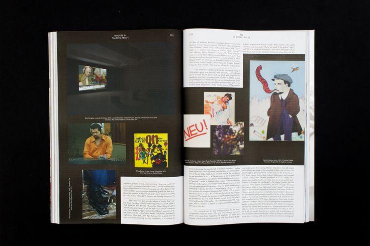 Mousse Magazine 54 ~ #dieterroelstraete #1972 #moussemagazine #contemporaryart #art #magazine