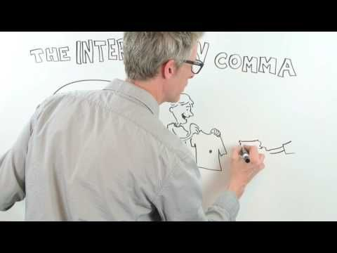 (1) 5 Comma Types That Can Make Or Break a Sentence - YouTube