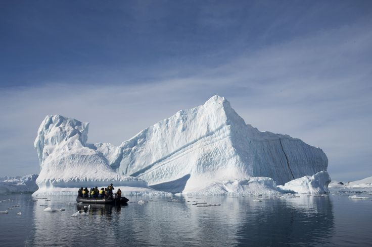 Countries Can't Agree On Plan To Create Huge Antarctic Marine Reserve ?