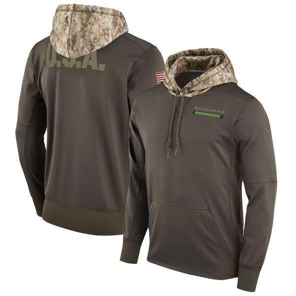 seattle seahawks military sweatshirt