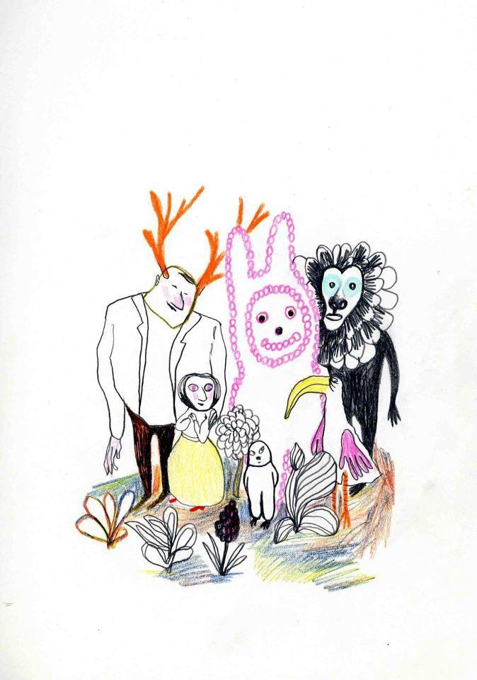 Kitty Crowther | Illustration