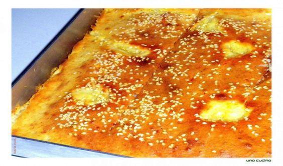 Ας δούμε λοιπόν πως φτιάχνεται η λαχταριστή αυτή πίτα! Συστατικά: – 200γρ γιαούρτι στραγγιστό (1...