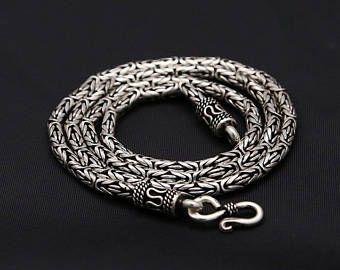 b52052043b054 silver chain design for mens