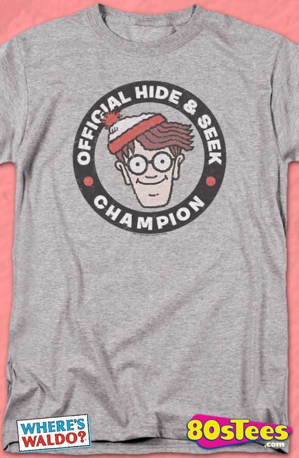 0af39b07 Hide and Seek Champion Where's Waldo Geeks: Whether traveling, partying or  entertaining at home