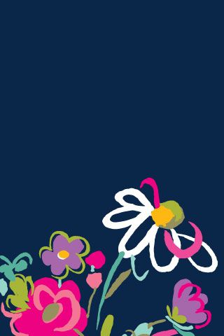 Vera Bradley Archive of Wallpapers for computers, iPad, and phones