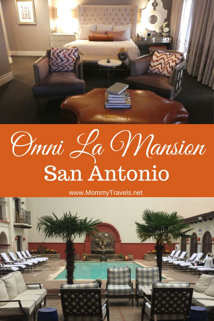 The Omni La Mansion Del Rio is an awesome place to stay right on the Riverwalk in San Antonio, Texas