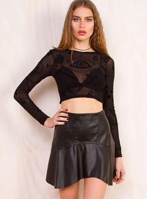 The Buffy Skirt