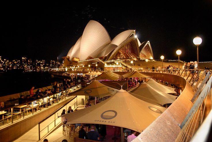 Opera Bar Sydney (Australia) #travel #photography #nature #photo #vacation #photooftheday #adventure #landscape