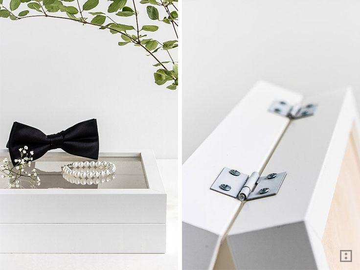 DIY-Hochzeit-Schmuckkasten