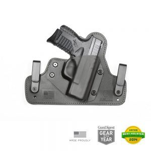 Best IWB Holster for XDS Alien Gear