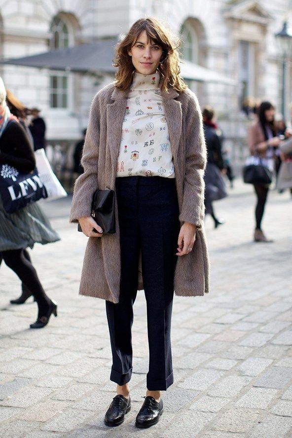 Tomboy Style/Fashion Icons – Alexa, Cara Delevingne (Glamour.com UK)