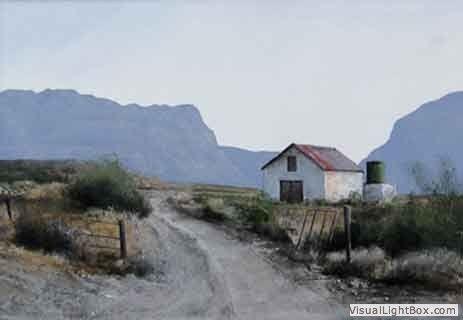 Peter Bonney South African artist