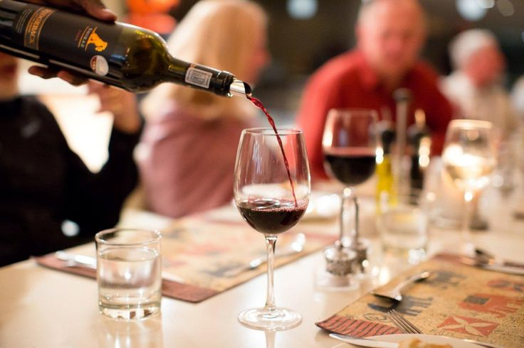 Our selection of wines are carefully chosen to compliment each dish.