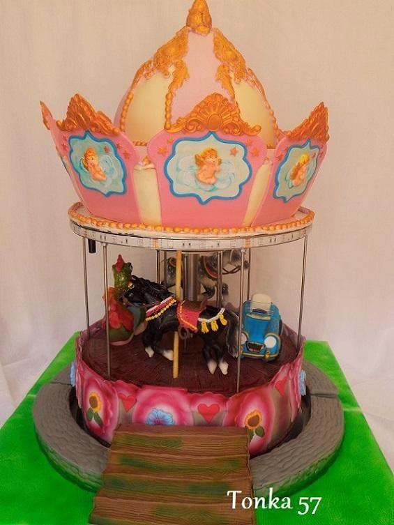Cake Artist Zurich : Torta ako rozpravkov? kolo?. Autorka: Tonka 57 ...