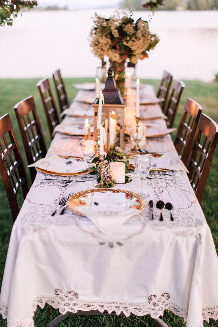 Wedding Reception Table Ideas #WeddingReceptionTable #BeachWeddingReception
