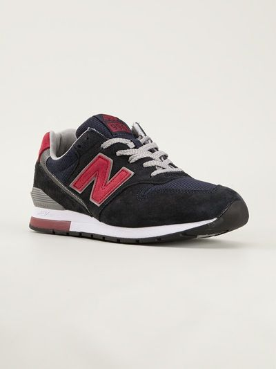 New Balance - navy 996 trainers #newbalance #NB #trainers #sneakers #men #jofré