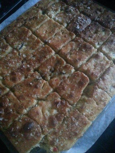 For mange år siden smakte jeg et foccacia brød som var så godt at det festet seg til meg. Jeg ha...