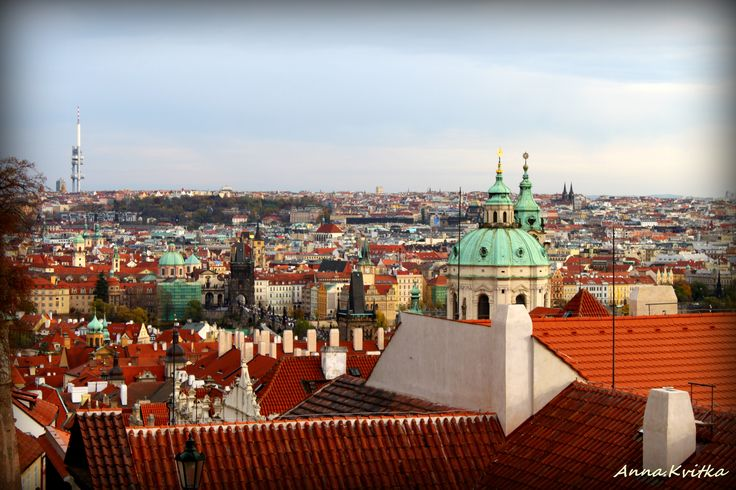 Prague, Old city