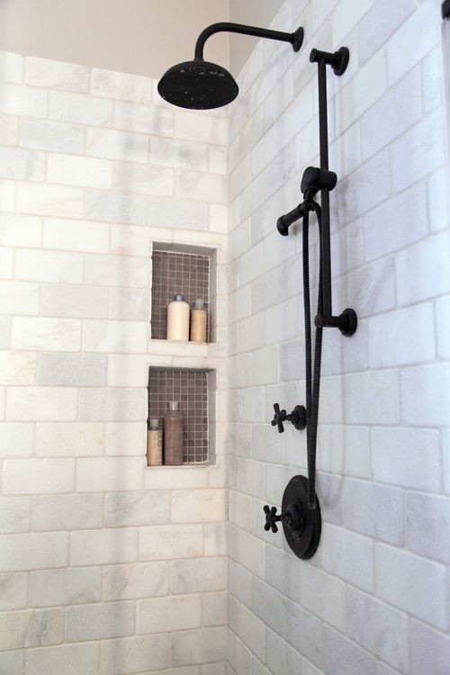 1139 best BATHROOM NICHES images on Pinterest