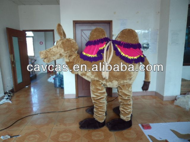 Source 2 person costumes camel funny mascot costumes on m.alibaba.com