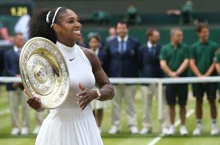 Armario de Noticias: Serena Williams gana Wimbledon y logra su 22º Gran...