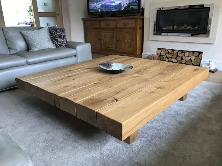 Extra Large Coffee Table Project 472 Abacus Tables Image 1 Decor