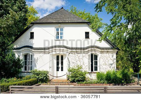 Zelazowa Wola - Chopin's House #poland