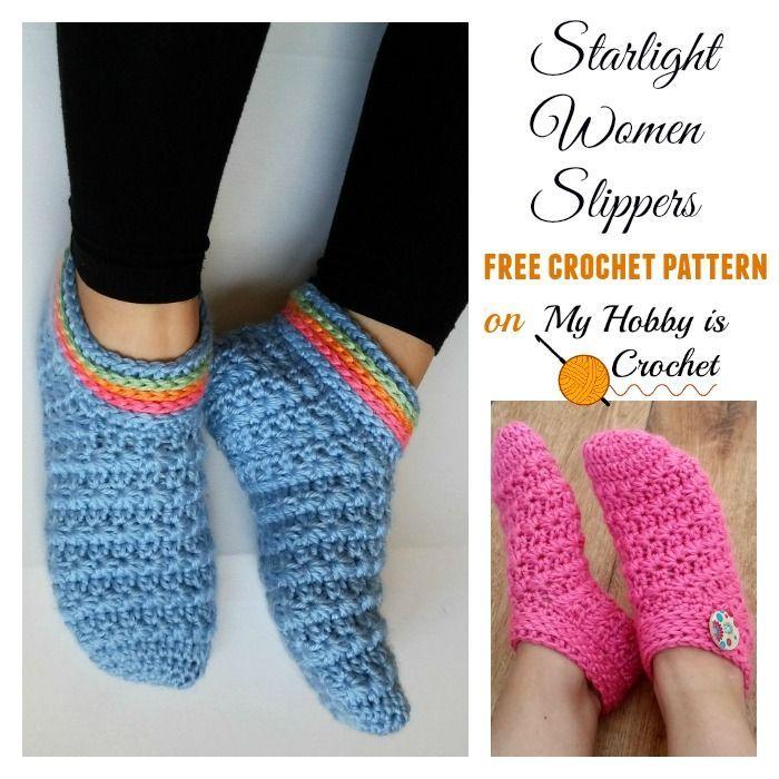 39 Best Free Crochet Socks And Slipper Patterns Images On Pinterest