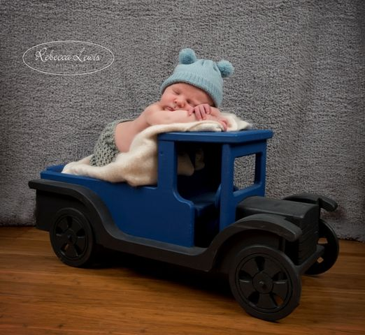 Mac Trucks Perfect for newborn boys or girls if you want, place baby in tray.  www.becspropshop.bigcartel.com