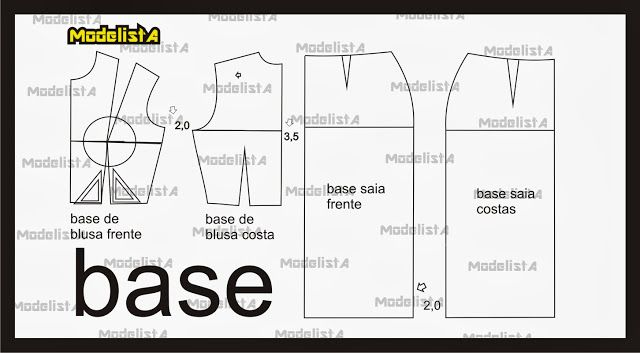 APRENDER A HACER LA BASE MODELADO El diagrama es una estructura compuesta de líneas rectas y curvas desarrolladas por cálculo matemático con el propósito de representar, gráficamente, la  planificación  del cuerpo. En esta estructura el modelado profesional  interpreta  y representa el modelo que fue diseñado por el diseñador o estilista . Kos, espejos, techos, de longitud parcial, pestañas, botones marcas, casas y toda la  información  inherente al  molde  estará representada en la…