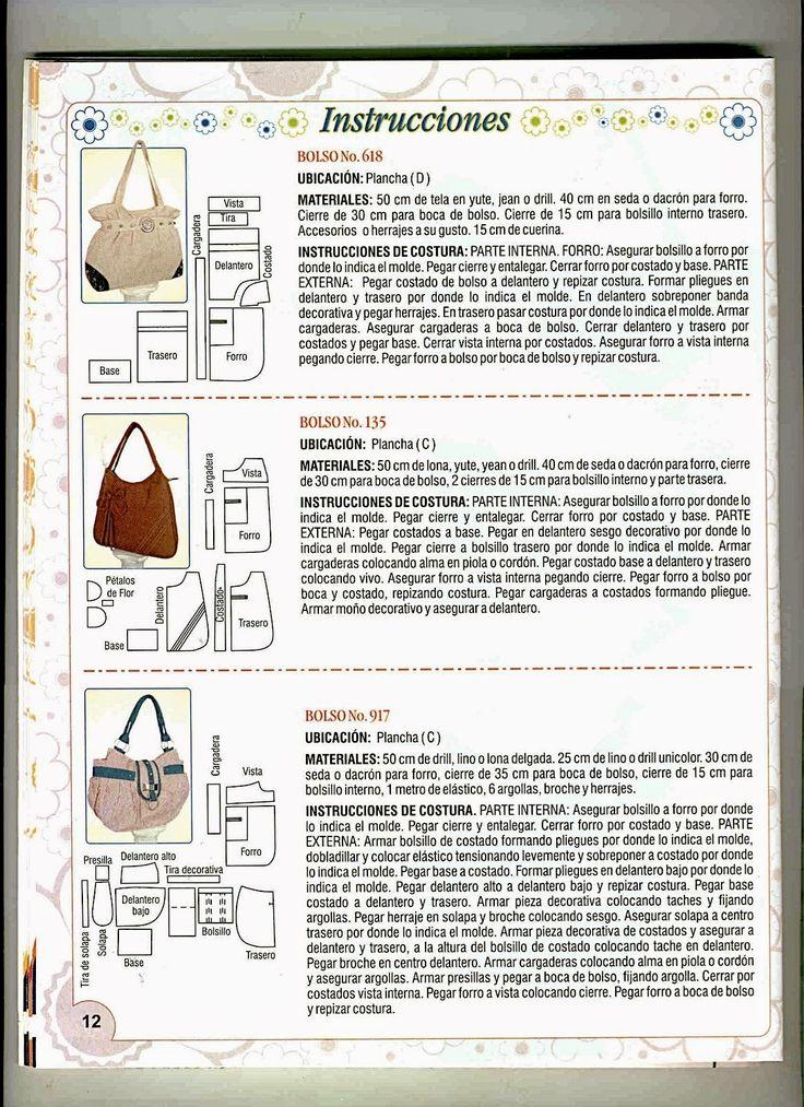 The 258 Best Images About Carteras On Pinterest Leather Totes Sample Floral  Designer Resume Floral Designer