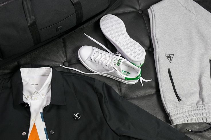 Today's outfit features; Jacket: @w00dw00d Shirt: @w00dw00d Pants: @lecoqsportif Sneakers: @adidasoriginals Bag: @ucon_acrobatics all available at www.streetsupply.pl //// #adidas #stansmith #woodwood #lecoqsportif #uconacrobatics #outfitgrid #sharpgrids #flygrids #outfitplace #stylishgridgame #streetstyle #streetwear #monochrome #minimalmovement #mensfashion #menswear #streetbeast #ootd #hsdailyfeature #outfit #outfitoftheday