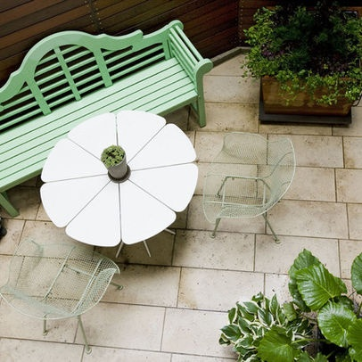 Small Patio Design Ideas, Pictures, Remodel, And Decor