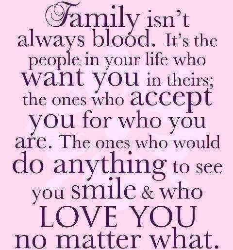 family isnt always blood quotes quote truth family quote family quotes