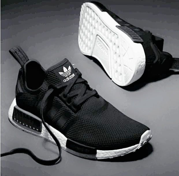 Adidas Black Women Sports Shoes