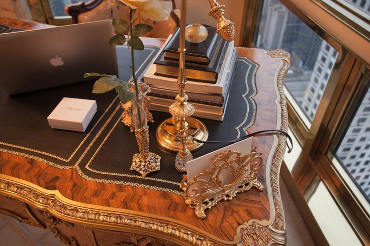 trump penthouse images | Inside Donald and Melania Trump's Manhattan Apartment Mansion ...